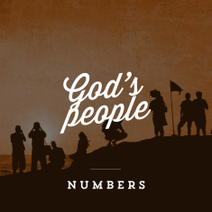 Pray Scripture, Numbers