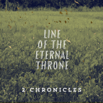 Pray 2 Chronicles 34-36